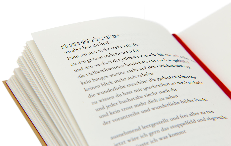 Buchgestaltung Einbandgestaltung Innentypografie Satz