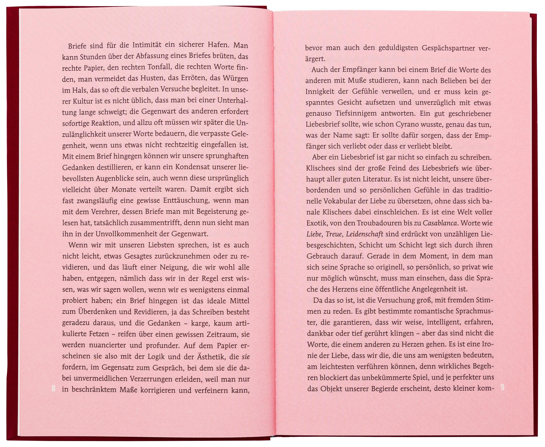 Buchgestaltung Innentypografie Satz