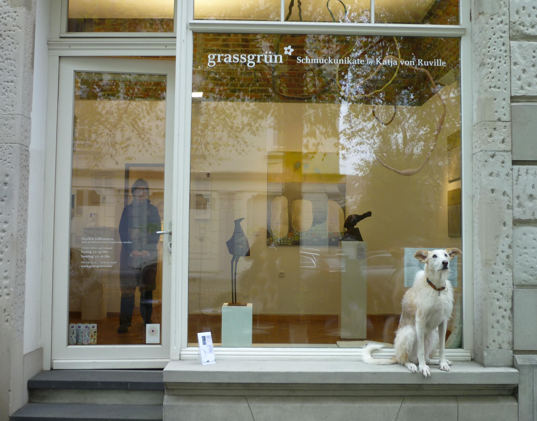 Ausstellung Kunst CKCK to be continued von Ruville Kircher O'Brien Grom