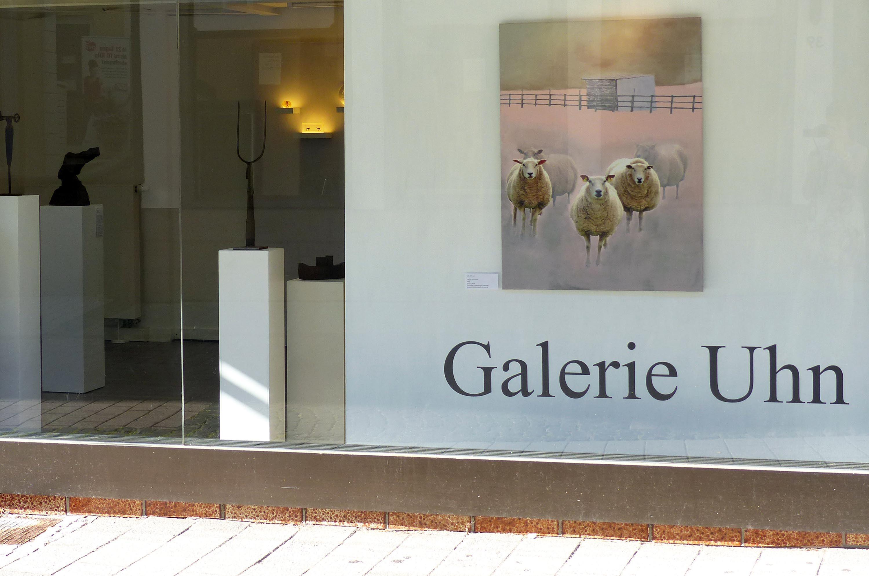 Ausstellung CKCK the artist is not present von Ruville Kircher O'Brien Grom